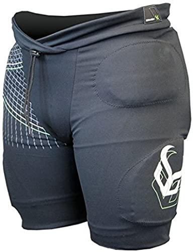 Demon FlexForce Pro V2 Padded Short (Large) by Demon