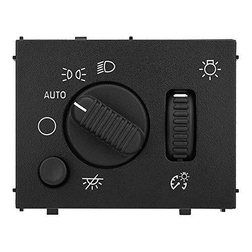 Radio de Volumen Selector Volante de Control/Ajuste for GMC/Fit for Chevrolet Tahoe/Ajuste for Silverado (Color : Headlight Switch)