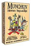 Steve Jackson Games sjg01507–Munchkin Hidden Treasures, Juego de Cartas