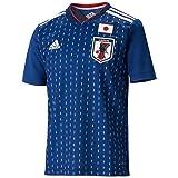 adidas(アディダス) サッカー日本代表 ホームレプリカユニフォーム 半袖 キッズ160(身長155-165) ジュニア 国内正規品 BR3633DRN90 ナイトブルー