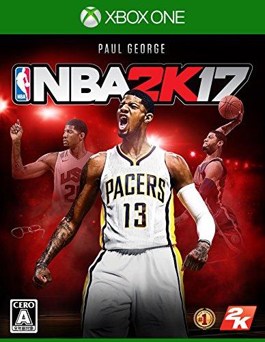 NBA 2K17 (【早期購入特典】ゲーム内通貨5,000 VC ・ポール・ジョージ USAB ジャージ ・MyTeam Bundle3パック (ポール・ジョージ選手とUSABのフリーエージェントカード確約) 同梱)