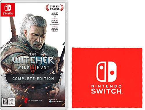 ウィッチャー3 ワイルドハント コンプリートエディション -Switch 【CEROレーティング「Z」】 (【パッケー...