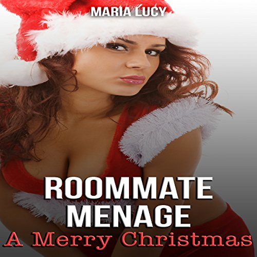 Roommate Menage: A Merry Christmas audiobook cover art