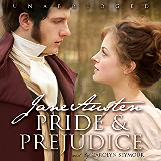 Pride and Prejudice [Blackstone Audio]                   By:                                                                                                                                 Jane Austen                               Narrated by:                                                                                                                                 Carolyn Seymour                      Length: 11 hrs and 28 mins     1,497 ratings     Overall 4.6