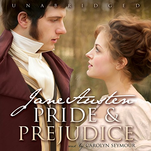 Pride and Prejudice [Blackstone Audio] audiobook cover art
