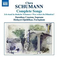 Schumann: Complete Songs by Craxton (2009-01-27)