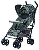Play Funky 160 - Silla de paseo plegable tipo paraguas, Camouflage
