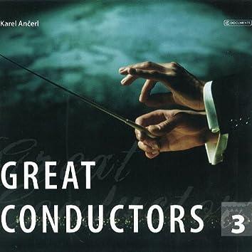 Great Conductors Vol. 3
