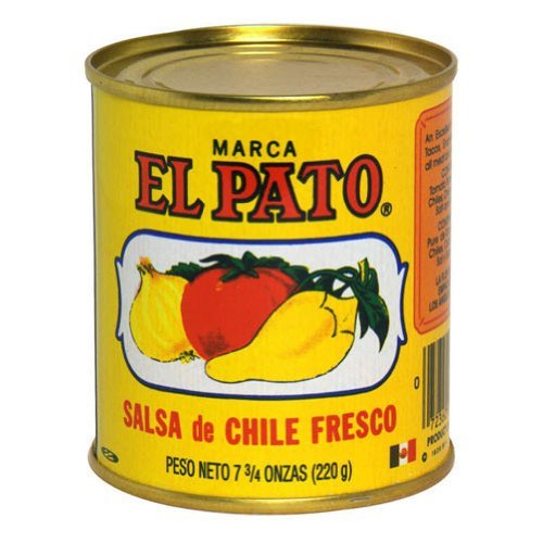 el pato yellow chilies - 2
