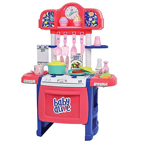 Baby Alive Kitchen