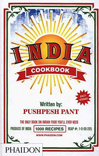 India. Cookbook (FOOD-COOK)