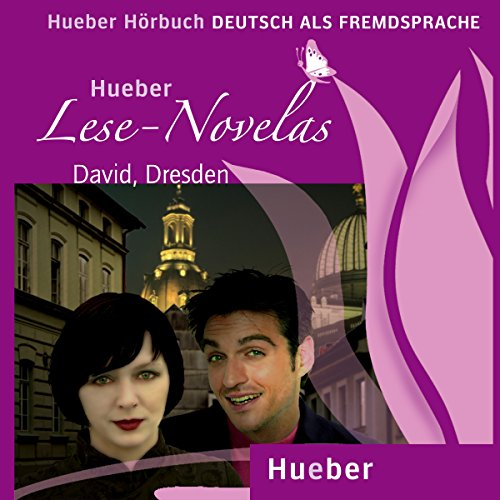 David, Dresden audiobook cover art