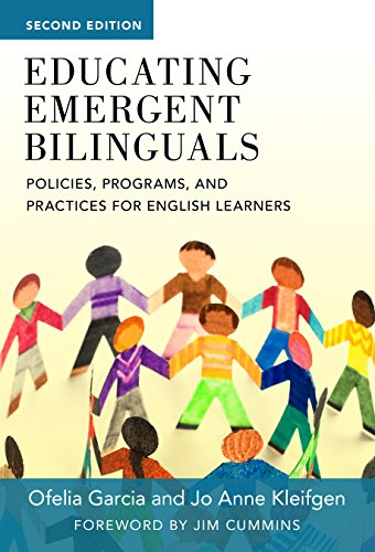 Compare Textbook Prices for Educating Emergent Bilinguals: Policies, Programs, and Practices for English Learners Language and Literacy Series 2 Edition ISBN 9780807758854 by García, Ofelia,Kleifgen, Jo Anne,Cummins, Jim