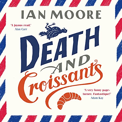 Death and Croissants cover art