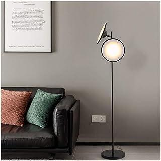 ZGP-LED Lampes de Sol Lampadaire, Lumière de contrôle créatif Personnalité Lampadaire, Moderne Minimaliste Creative Salon ...
