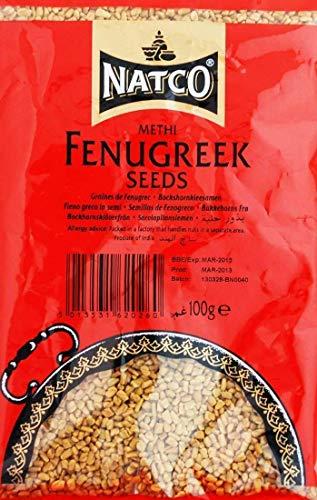 NATCO Semillas de fenogreco 100 g