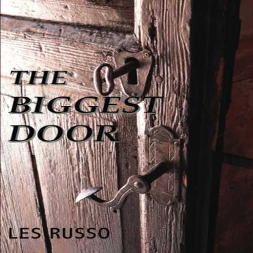 The Biggest Door audiobook cover art