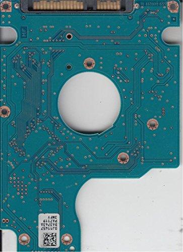 HTS547550A9E384, 0J11457 DA3743A, 0J20011, DA3872, Hitachi SATA 2.5 Leiterplatte (PCB)