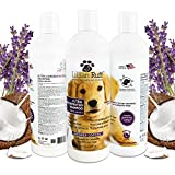Lillian Ruff Professional Dog Shampoo – Concentrated Dog Shampoo with Aloe - Safe for Cats –...