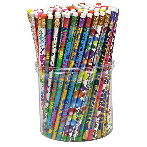 Birthday Mix Pencils, Package of 144
