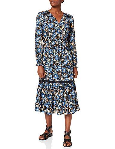 Springfield Vestido Midi Lace...
