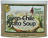 Desert Gardens Green Chile Potato Soup - 24 Serving Canister