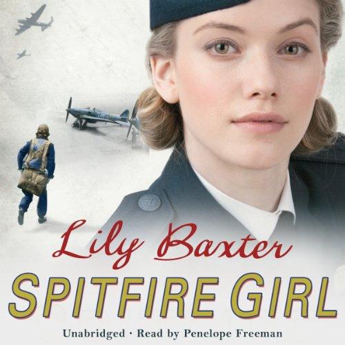 Spitfire Girl cover art