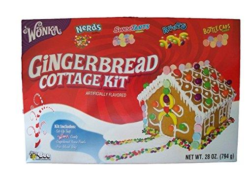 Wonka Gingerbread Cottage Kit