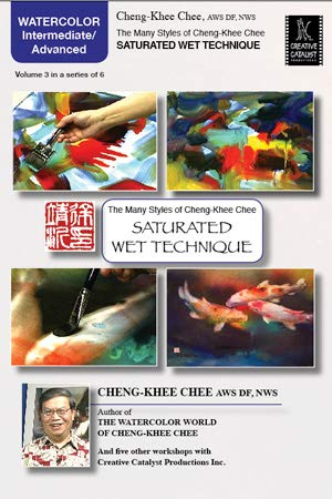 Saturated Wet Technique by Cheng-Khee Chee, Vol.3