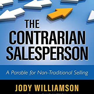 The Contrarian Salesperson cover art