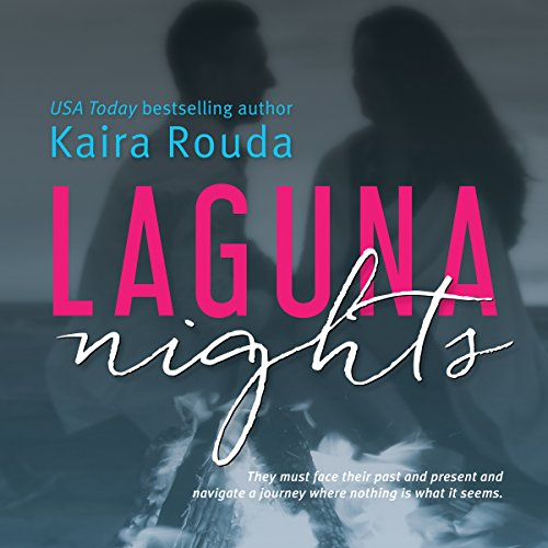 Laguna Nights audiobook cover art