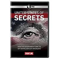 Frontline: United States of Secrets [DVD] [Import]