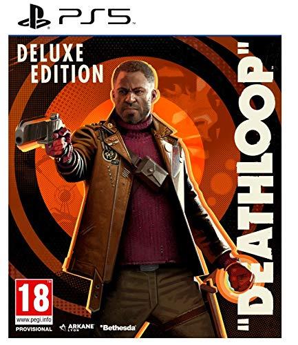 Deathloop – Deluxe Edition, Playstation 5 - Edición Exclusiva Amazon