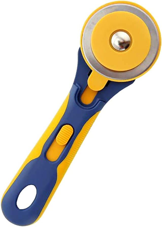 Beher Rotary Cutter with 60mm Blades S for Max 88% OFF Quilting Scrapbooking depot
