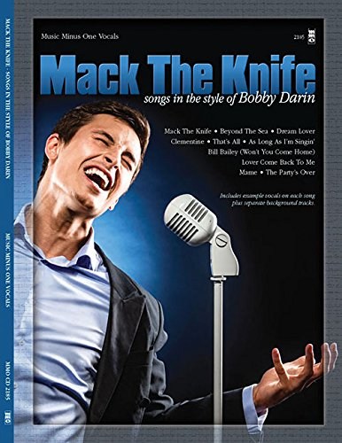 Mack the Knife: Songs in the Style of Bobby Darin