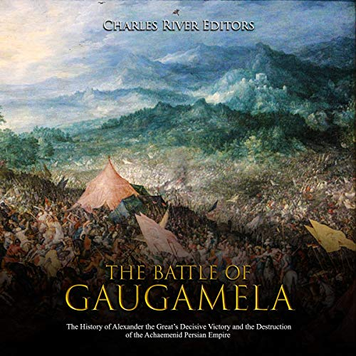 The Battle of Gaugamela Titelbild