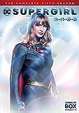 SUPERGIRL/スーパーガール 5thシーズン DVD コンプリート・ボックス(4枚組)