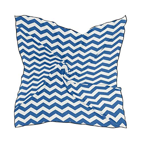 IMERIOi LIEBE IST DIE ANTWORT Schal Womens Square Silk Scarves Schal Wrap Halstuch für Lady Girls Trend 1000