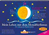 Mein Leben mit dem Mondrhythmus:2020 Wandkalender - Edith Stadig
