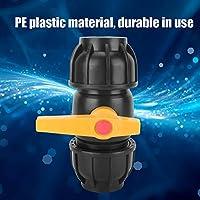 水道管付属品、水道管接続PEプラスチック最小耐用年数最大50年PPR PE、PVCおよびその他の水道管用水道管継手