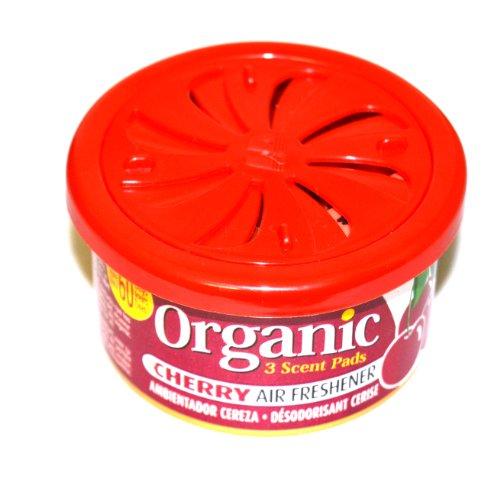 Organic Can Autoduft die Duftdose fürs Auto in Cherry - Kirsche