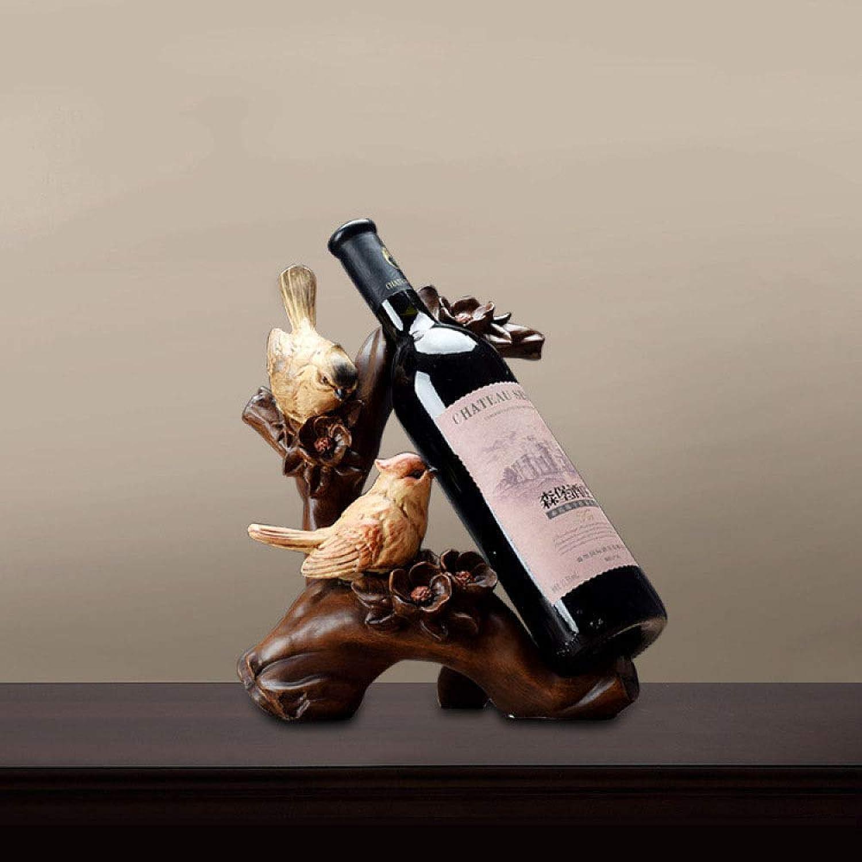Utensilios de bar JRFBA-Estante del vino Vino Tinto De Ajustes Creativos Europeos Hogar Moderno Simple Estante Estante Estante De La Botella De Vino Botella De Vino Decoracion,B
