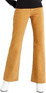 Levi's Ribcage Boot Non Denim Womens Trousers