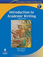 Best an introduction to academic writing Reviews