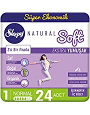 Sleepy Natural Soft Extra Yumuşak Normal, 24 Adet