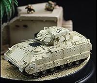 1/72 完成品 アメリカ 陸軍 歩兵戦闘車 M2A2 ブラッドレー 戦車 プラモデル 35055 [並行輸入品]