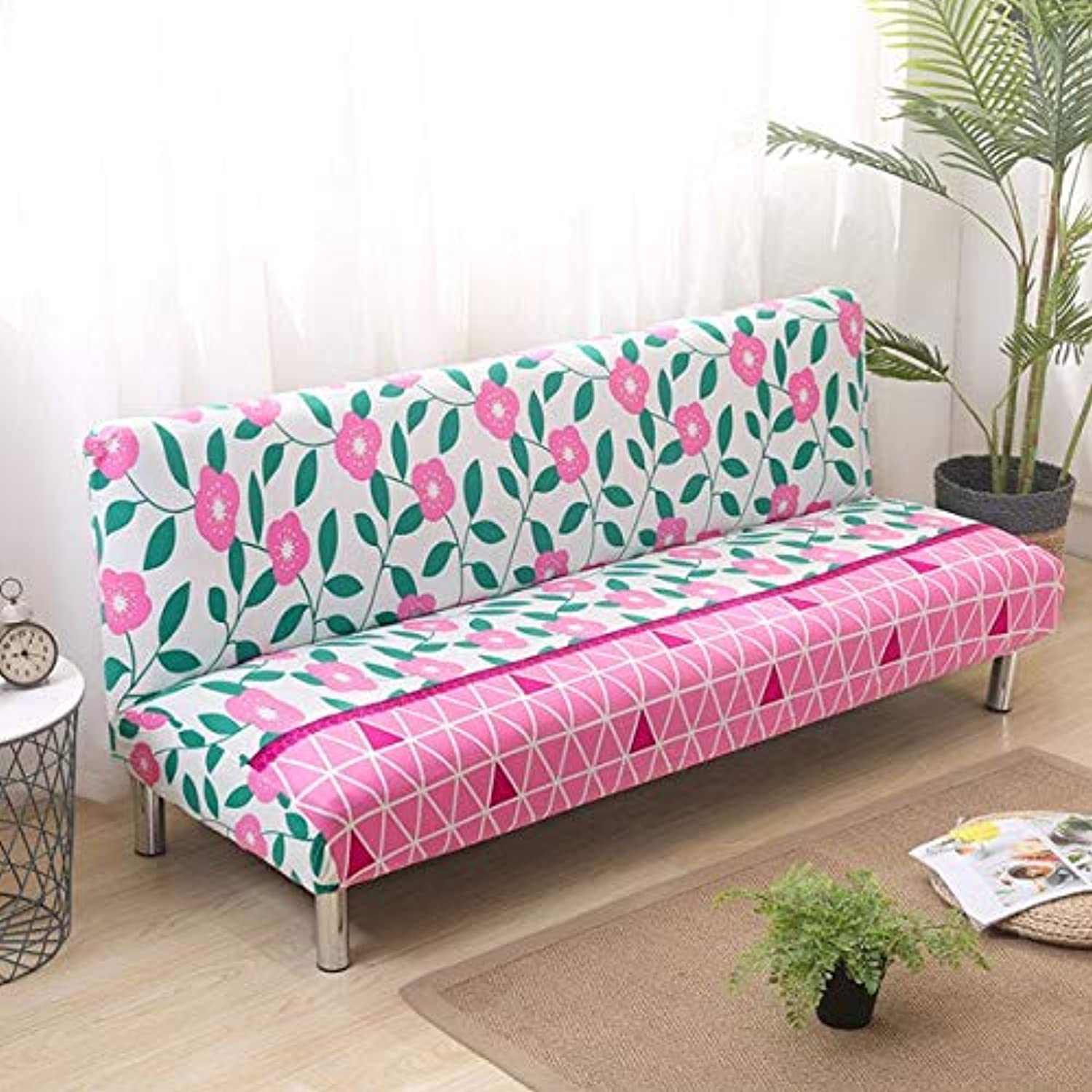 Big Elasticity Couch Cover Universal Sofa Cover Furniture Sofa Covers Without Armrest Folding Cover for Sofa Bed 1pc 155-200cm   14