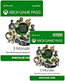Xbox Game Pass | 3 Monate + 3 Monate GRATIS | Xbox One - Download Code