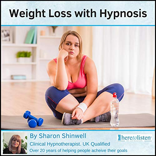 Weight Loss with Hypnosis audiobook cover art