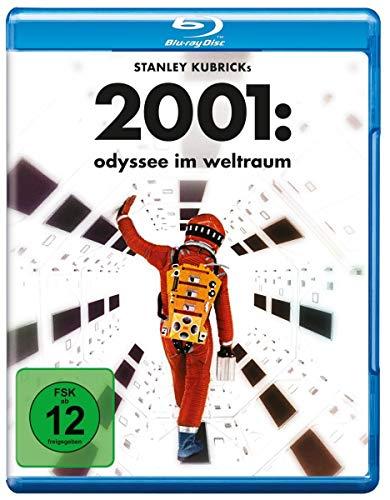 2001: Odyssee im Weltraum - 50th Anniversary Edition [Alemania] [Blu-ray]